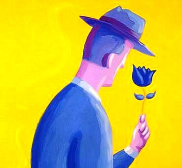 homem-flor